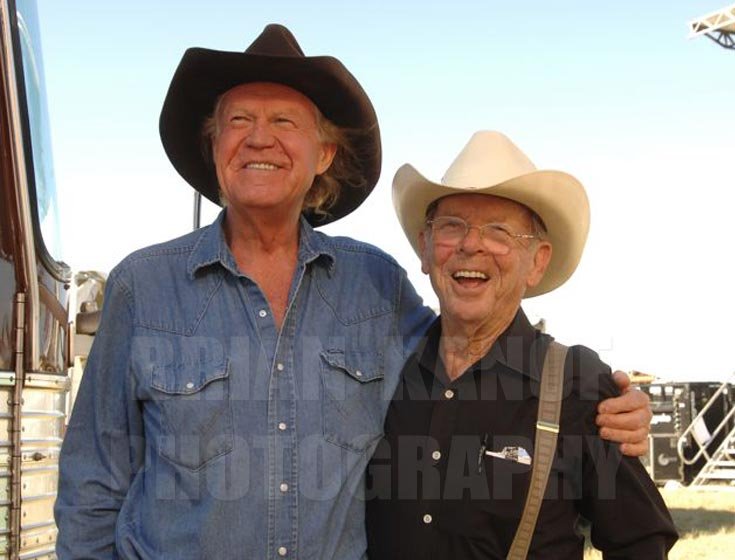 Billie Joe Shaver & Charlie Louvin