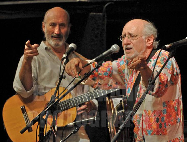 Paul Stooky Peter Yarrow
